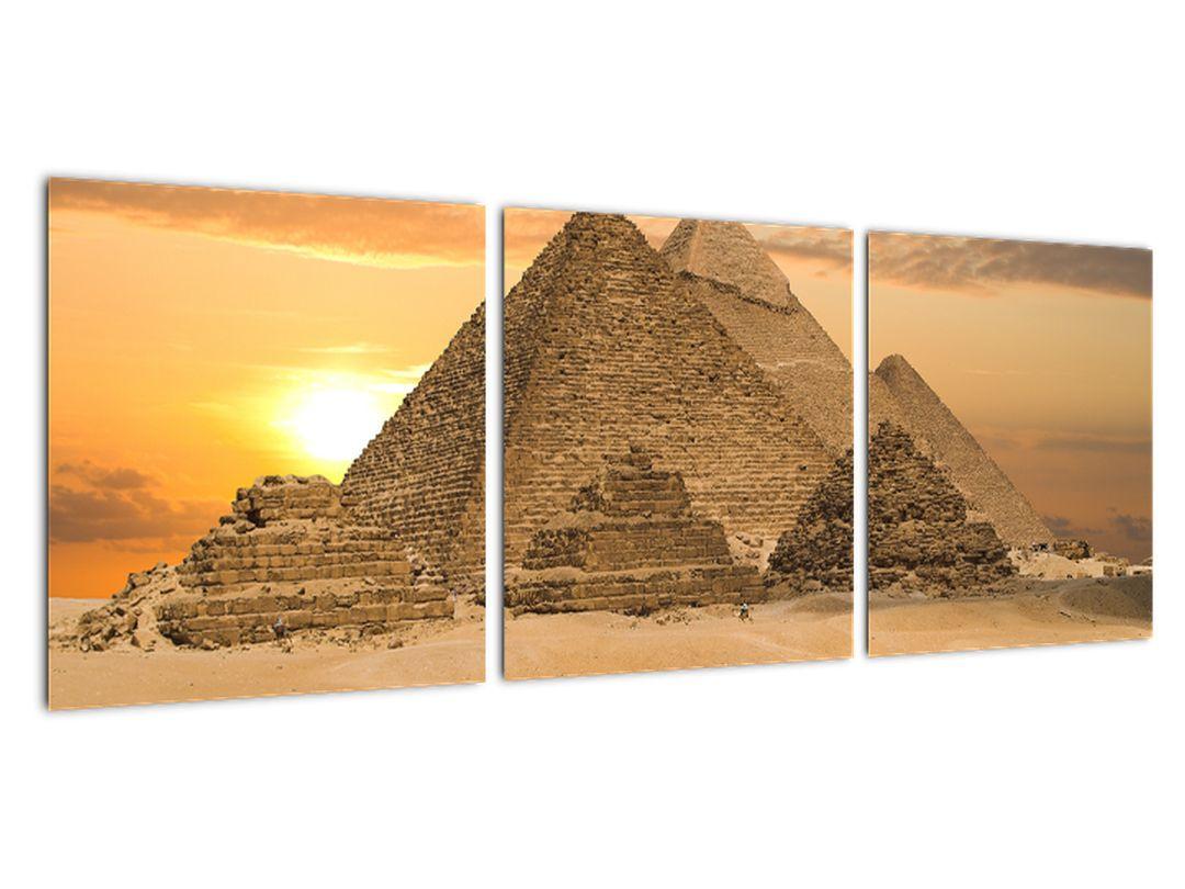 Tablou - piramide
