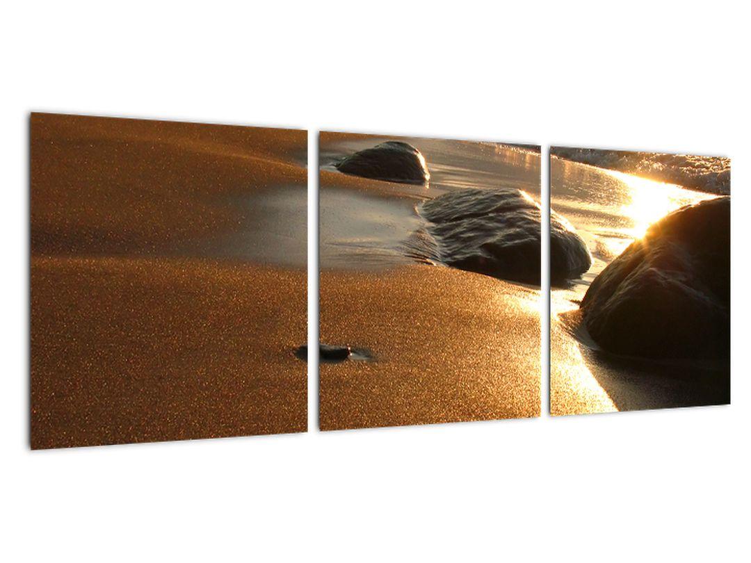 Tablou - plaja de nisip