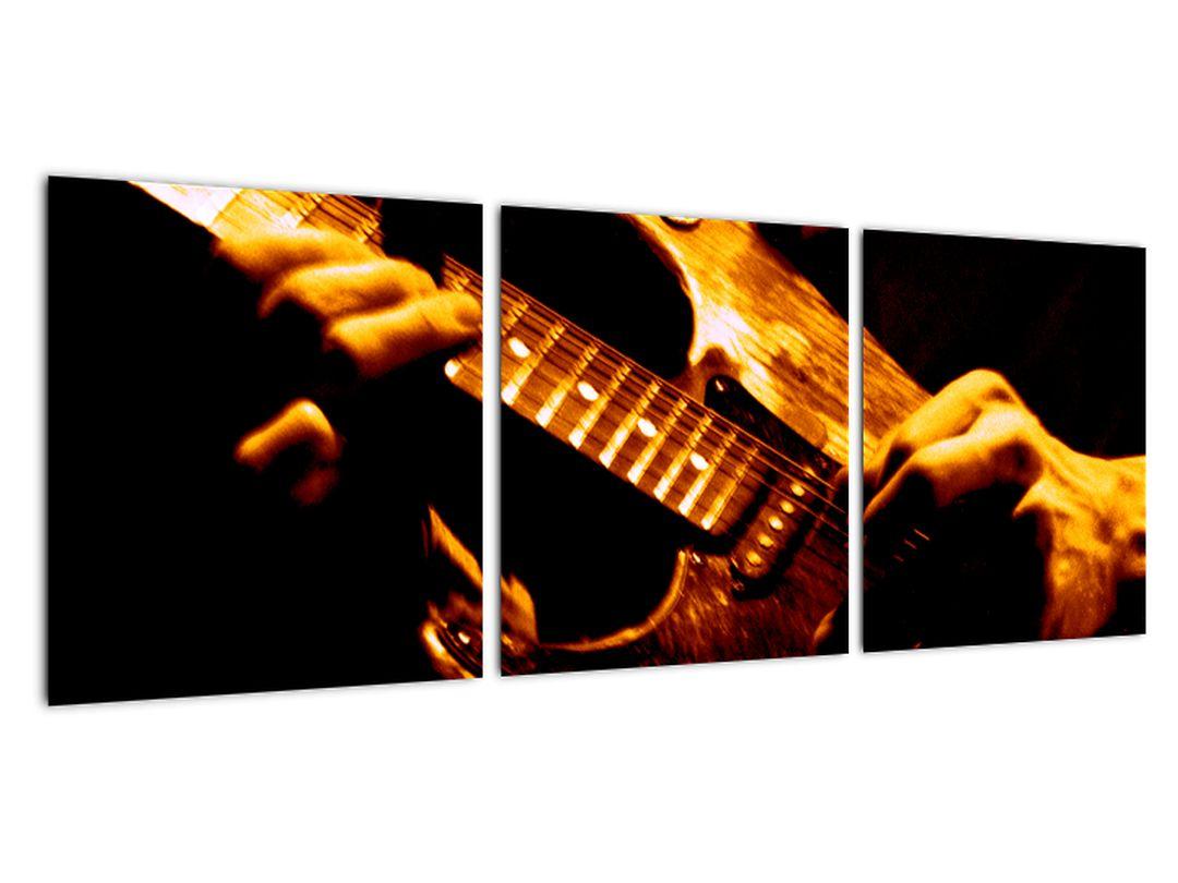 Tablou - chitare electrice