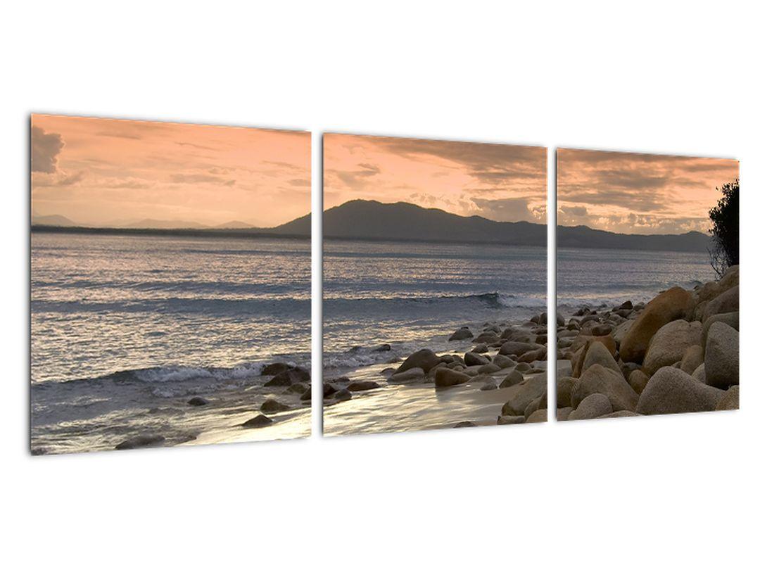 Tablou - linia de coastă