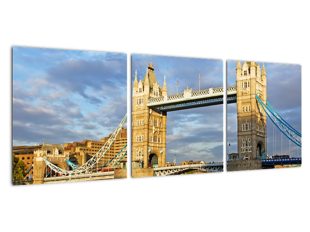 Tablou a Londrei - Tower Bridge