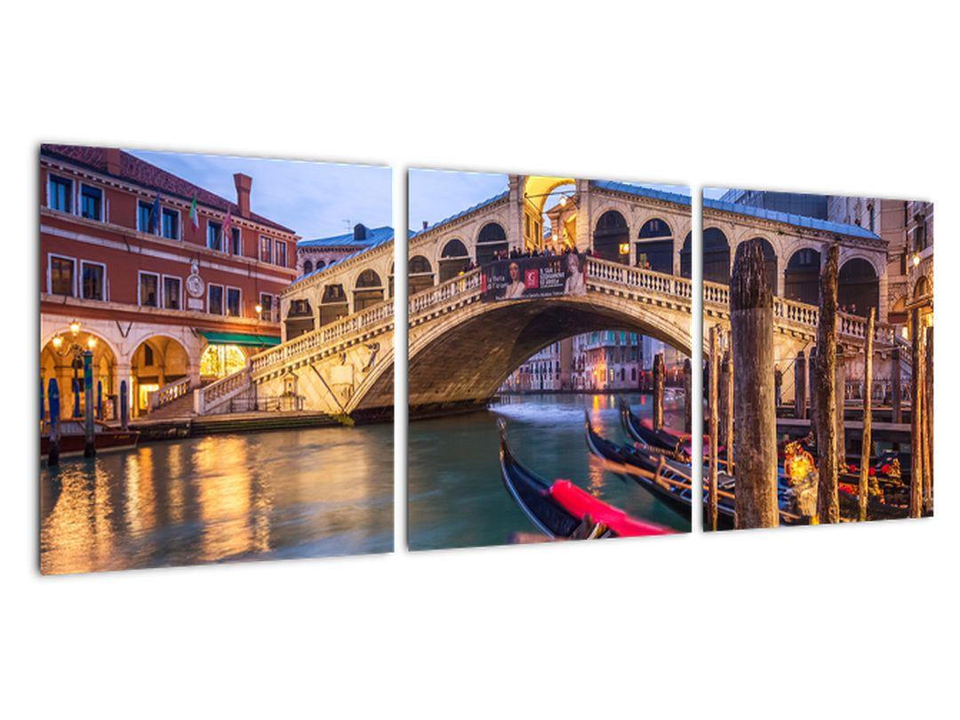 Tablou modern - un pod în Vene?ia