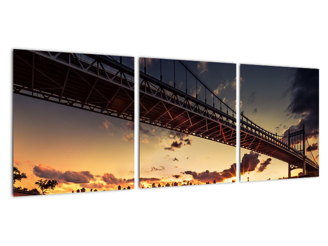 Tablou modern a unui pod