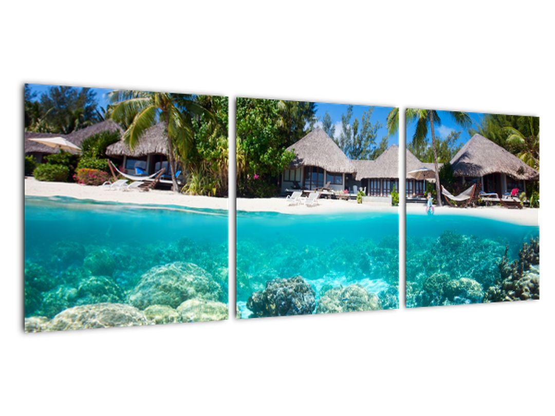 Marea în tropice - tablou